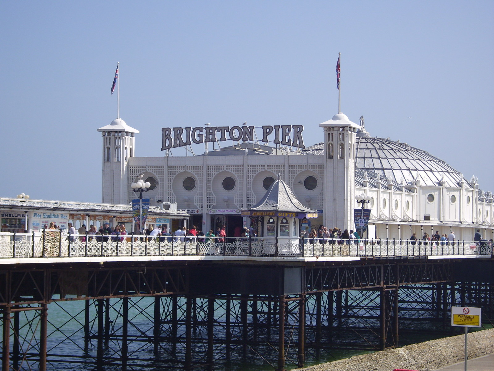 Ausflug nach Brighton