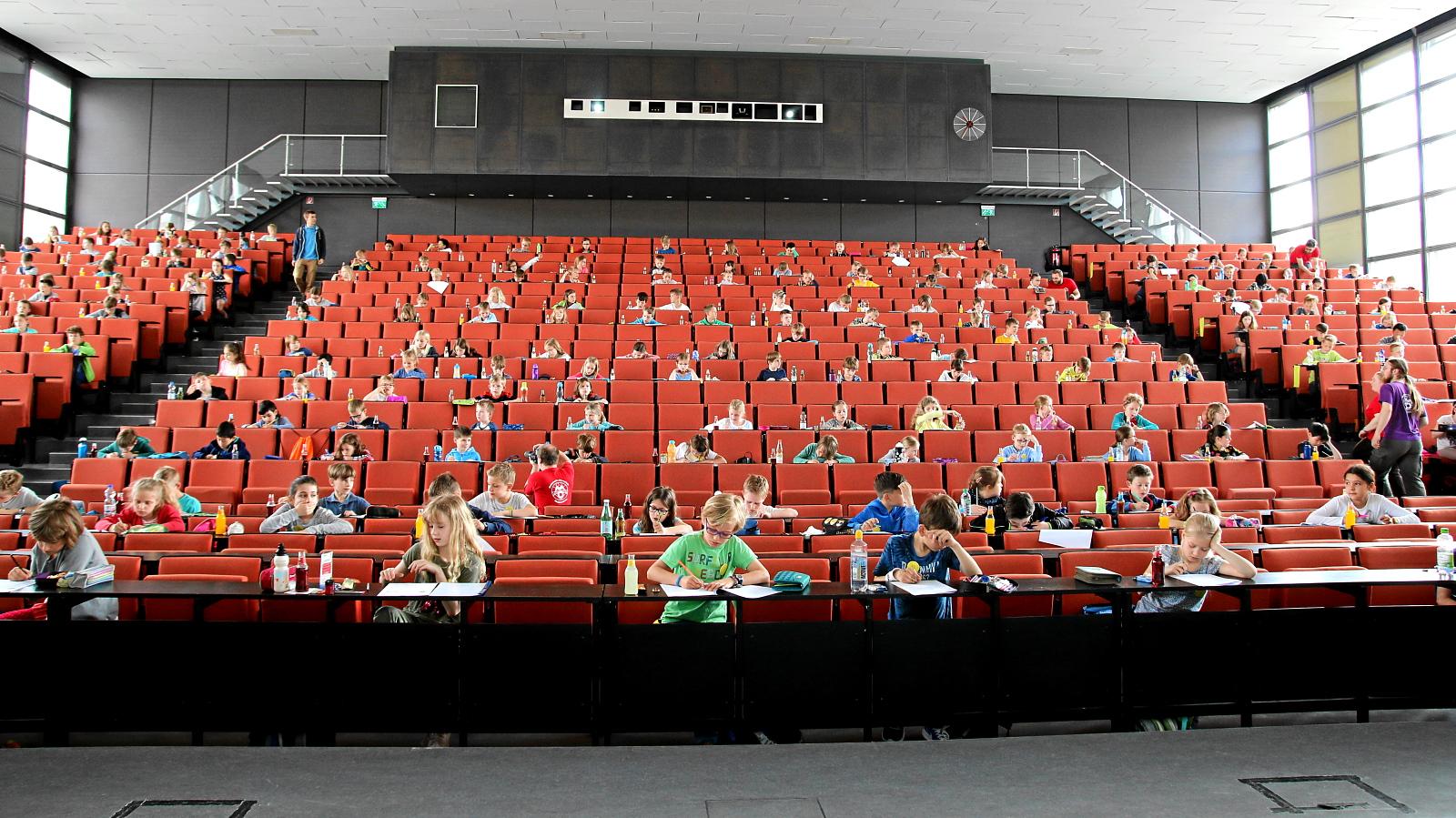 Helfer für die Ausrichtung der Matheolympiade für Grundschulen gesucht