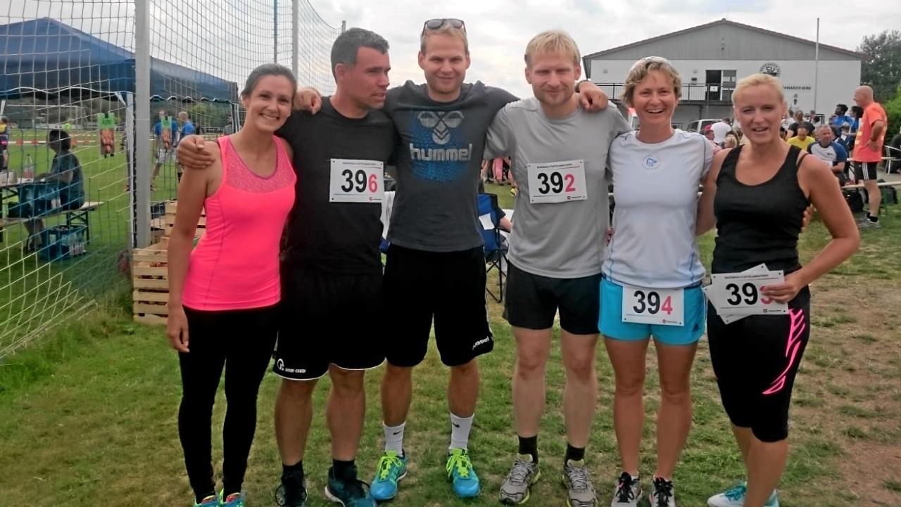 42,195 Kilometer – ein Marathon