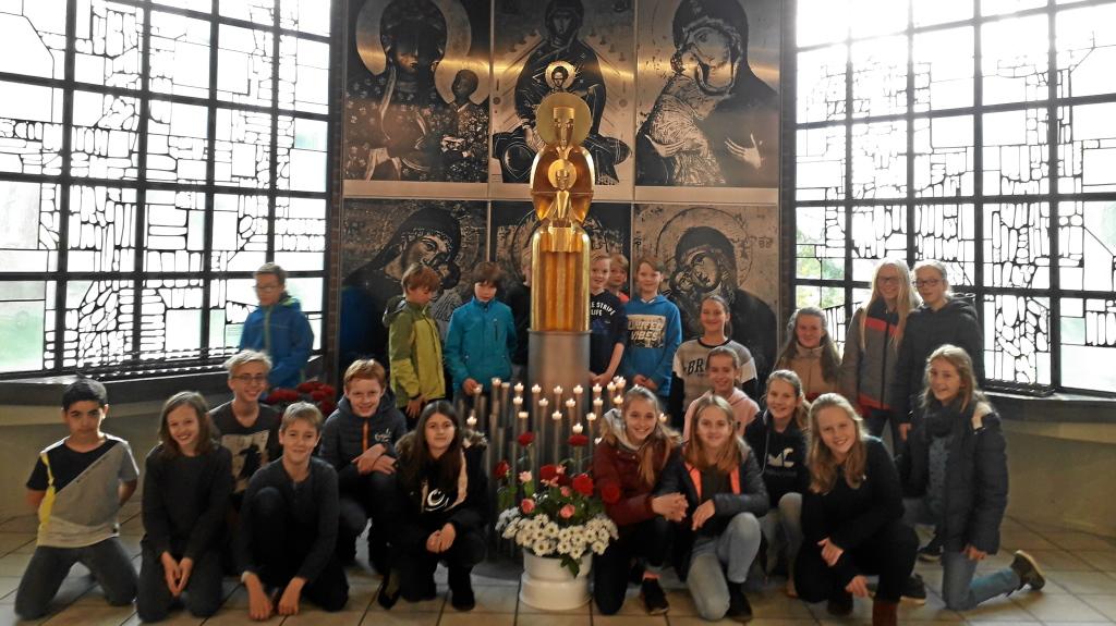 Besuch im Kloster St. Albertus Magnus