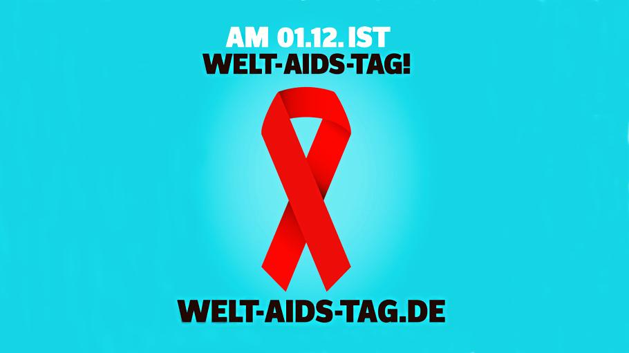 Aktionen zum Welt-AIDS-Tag 2018