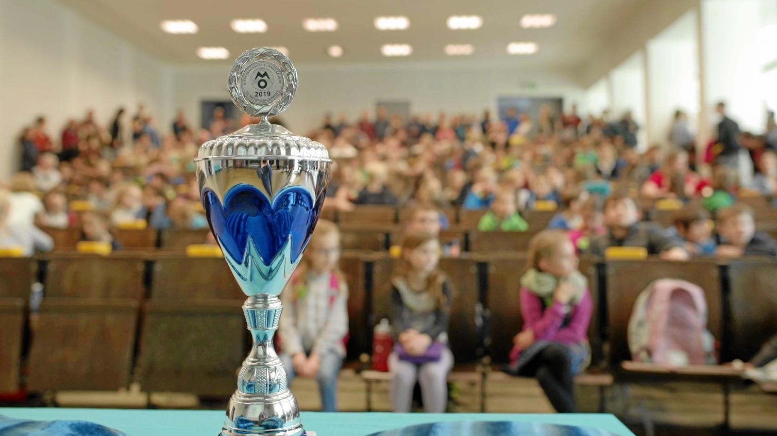 Landesrunde der Mathematikolympiade für Grundschulen in Braunschweig startet durch mit neuem Steuermann
